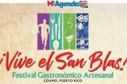 Festival Gastronómico Vive El San Blas 2019