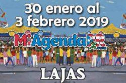 Fiestas Patronales de Lajas 2019
