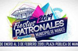 Fiestas Patronales de Manatí 2019