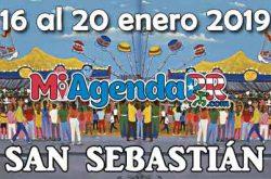 Fiestas Patronales de San Sebastián 2019