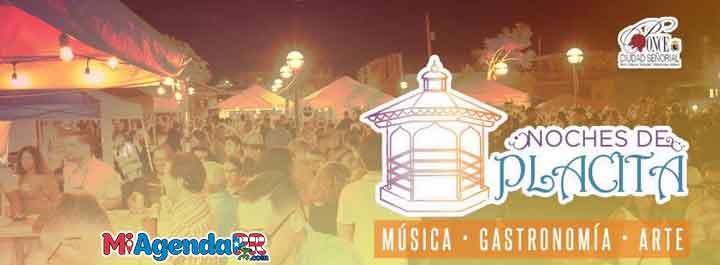 Noches de Placita En Ponce