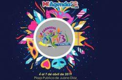 Carnaval El Mabí de Juana Díaz 2019