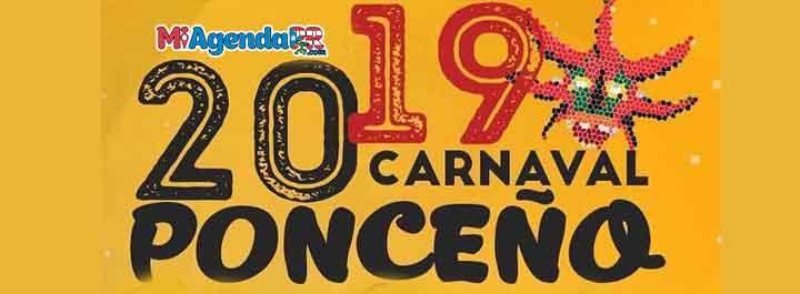 Carnaval Ponceño 2019