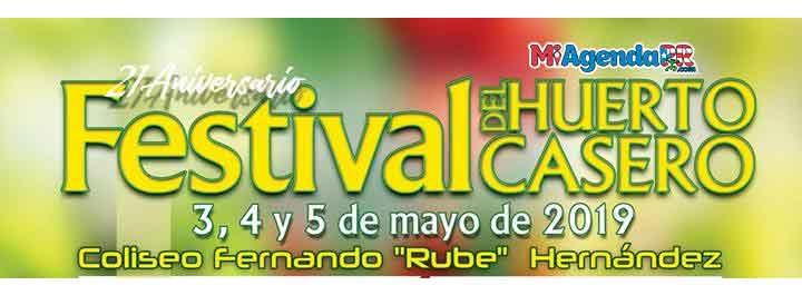 Festival del Huerto Casero en Gurabo 2019