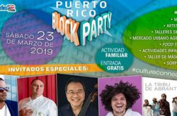 Puerto Rico Block Party 2019