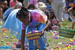 Easter Egg Hunt en El Jardín Botánico 2019