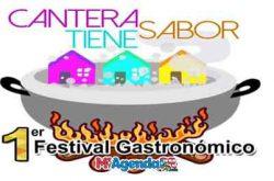 Festival Gastronómico Cantera tiene Sabor 2019