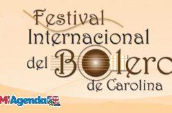 Festival Internacional del Bolero de Carolina 2019