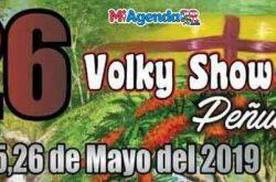 26to Volky Show 2019 en Peñuelas