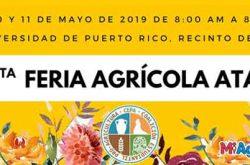 4ta Feria Agrícola Atabey UPR Ponce 2019