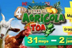 4to Festival Agrícola del Toa 2019