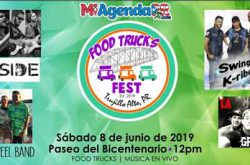 Trujillo Alto Food Trucks Fest 2019