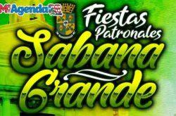 Fiestas Patronales de Sabana Grande 2019