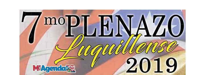 7mo Plenazo Luquillense 2019