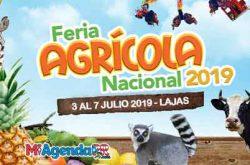 Feria Agrícola Nacional del Valle de Lajas 2019