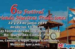 Festival Reviviendo Nuestras Tradiciones 2019