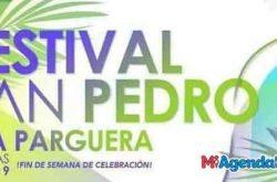 Festival San Pedro 2019 en la Parquera