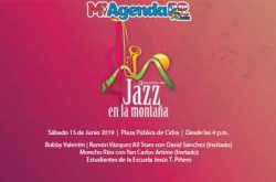 Festival de Jazz en la Montaña en Cidra 2019