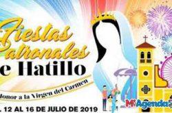 Fiestas Patronales de Hatillo 2019
