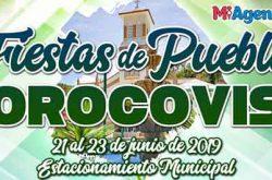 Fiestas Patronales de Orocovis 2019