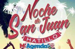 Noche de San Juan en Hatillo 2019