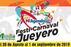 Festicarnaval Jueyero 2019 en Maunabo