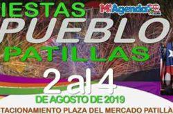 Fiestas Patronales de Patillas 2019