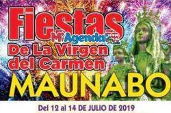 Fiestas de la Virgen del Carmen en Maunabo 2019