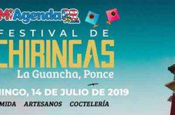 Primer Festival de Chiringas en la Guancha 2019