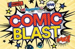 2do Plaza Carolina Comic Blast 2019