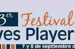 3er Festival de Aves Playeras 2019
