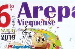 6to Festival de la Arepa Viequense 2019