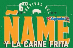 6to Festival del Ñame y la Carne Frita 2019