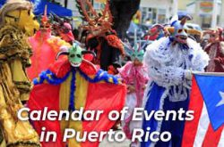 Calendar of Events & Things To Do in Puerto Rico