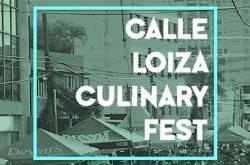 Calle Loiza Culinary Fest 2019
