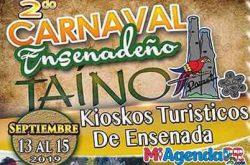 Carnaval Ensenadeño Taíno en Guánica 2019