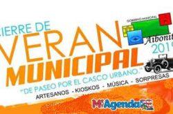 Cierre de Verano Municipal en Aibonito 2019