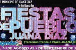 Fiestas Patronales de Juana Díaz 2019