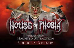 House Of Phobia 2019 San Patricio Plaza
