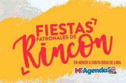 Fiestas Patronales de Rincón 2019