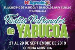 Fiestas Patronales de Yabucoa 2019