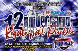 Regalo Pa'l Pueblo en Yauco 2019