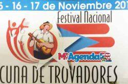 Festival Nacional Cuna de Trovadores 2019