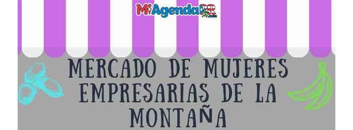 Mercado de Mujeres Empresarias de la Montaña