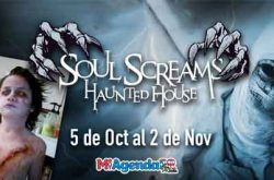 Soul Screams Haunted House Castillo Serralles 2019