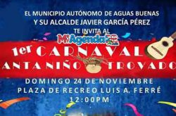 1er Carnaval Canta Niño Trovador 2019