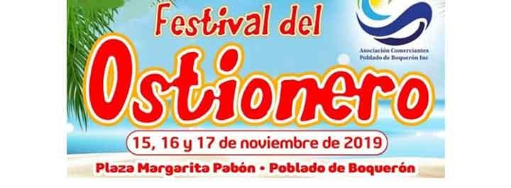 Festival del Ostionero en Boquerón 2019