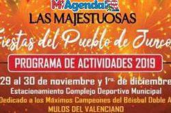 Majestuosas Fiestas del Pueblo de Juncos 2019