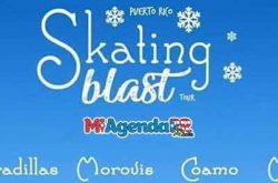 Puerto Rico Skating Blast Tour 2019