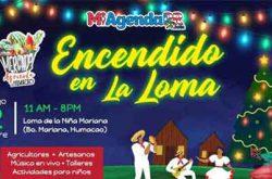 Encendido en La Loma en Humacao 2019
